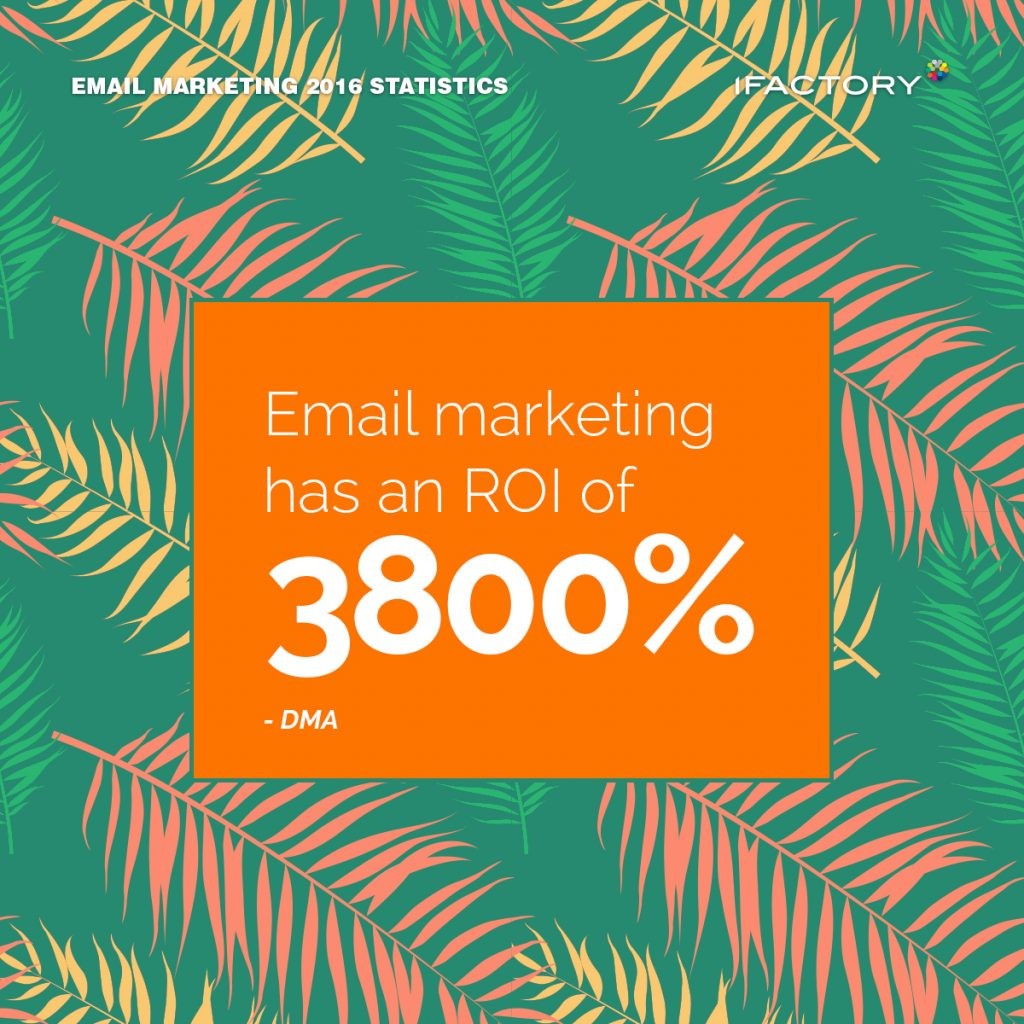 Top 10 Email Marketing Statistics for 2016