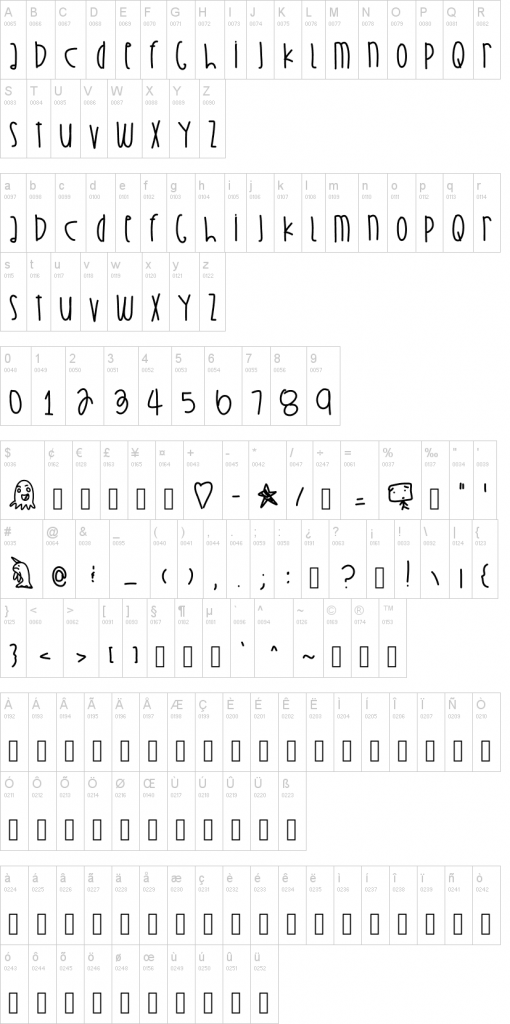 Advancing typography for the world without tofu