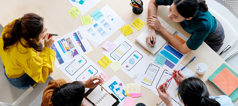 Mobile and App design are important tools for digital marketing in FY22